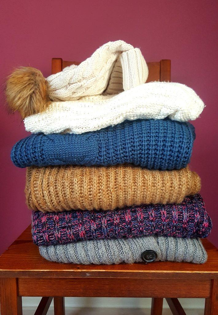 jesienny przegląd garderoby