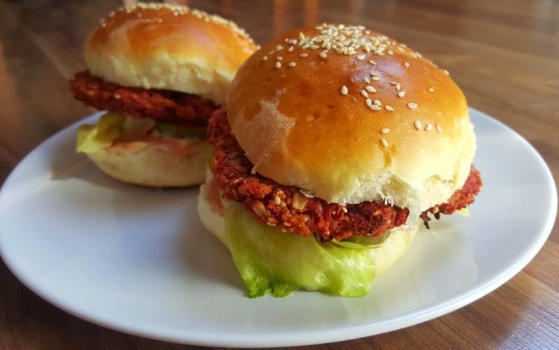 burgery jaglane