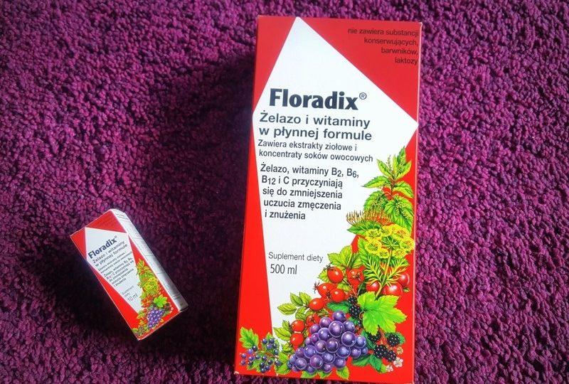 floradix w ciazy i po ciazy