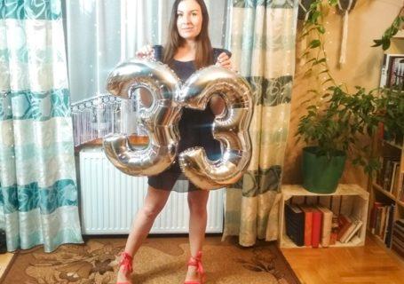 33 fakty o mnie
